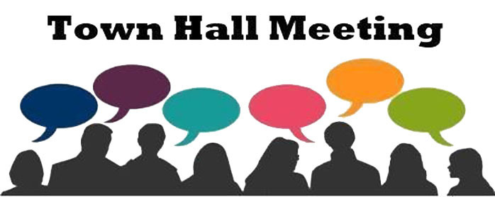 Town Hall Meeting 8/20/2020